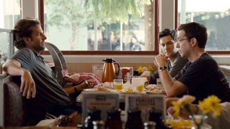 Justin Bartha - The Hangover Part II