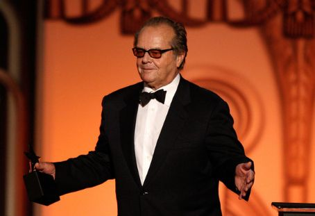 Jack Nicholson - AFI Lifetime Achievement Award Michael Douglas