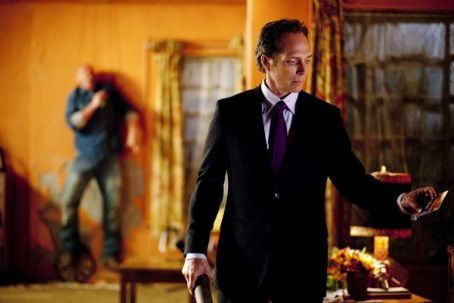 William Fichtner - Drive Angry 3D