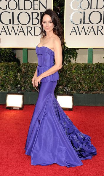 Madeleine Stowe - The 69th Annual Golden Globe Awards