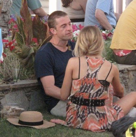 Scott Speedman - 2011 Coachella Music Festival