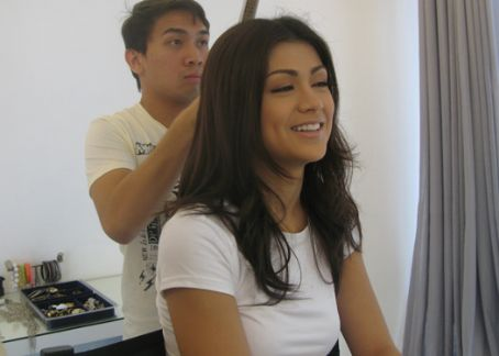 Carla Abellana  Preview Magazine Pictorial August 2009