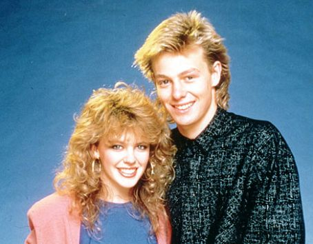 Neighbours - Kylie Minogue and Jason Donovan