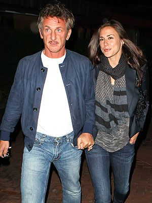 Sean Penn's Girlfriend Is Shannon Costello