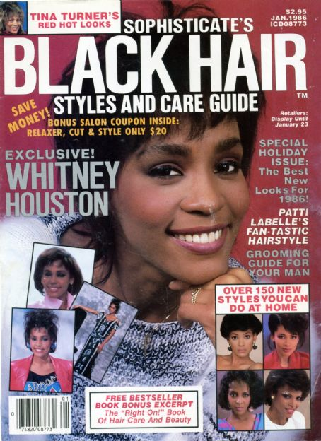 Super Whitney Houston Sophisticates Black Hair Styles And Care Guide Hairstyles For Women Draintrainus