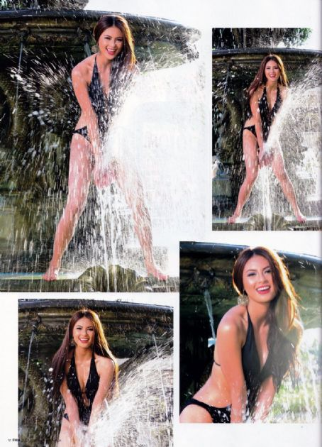 Sam Pinto FHM Magazine [Philippines] (July 2010)