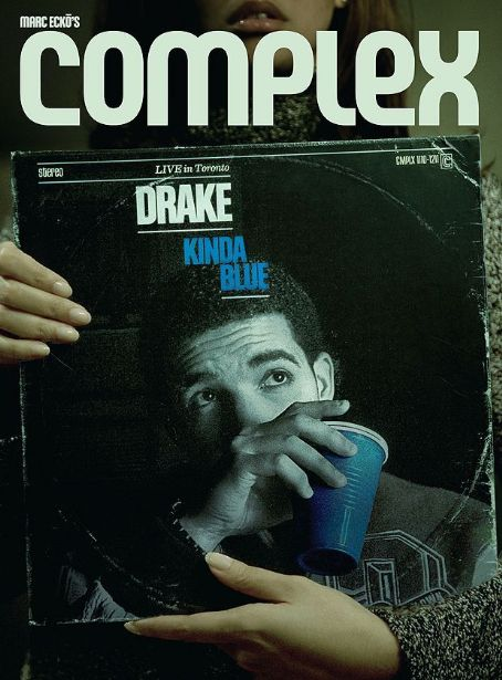 Drake - Complex Magazine Cover [United States] (December 2011)