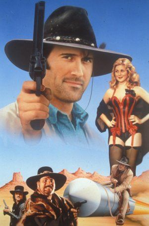 The Adventures of Brisco County Jr. - The Adventures of Brisco County Jr