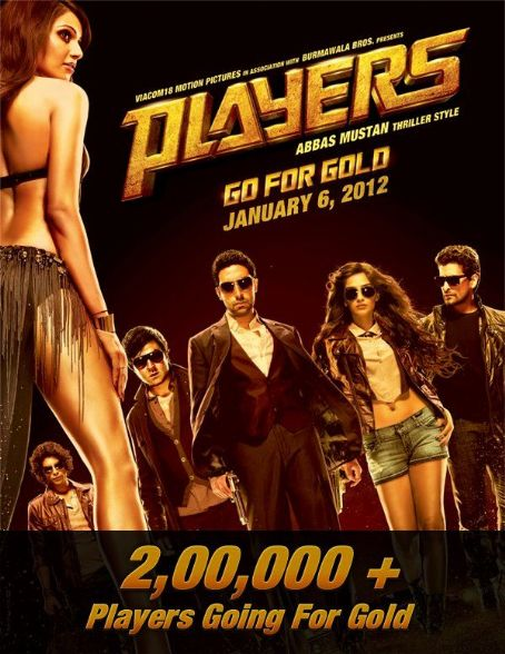 Bipasha Basu - Players 2012 latest Posters