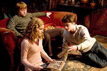 Harry Potter and the Half-Blood Prince  (2008)