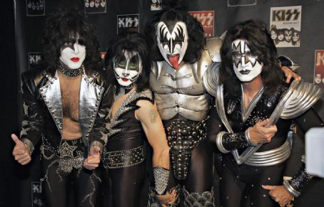 KISS' NEW ALBUM IS 'ABOUT TWO DAYS' AWAY FROM BEING COMPLETED