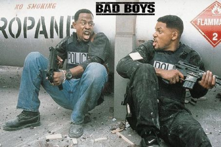 Martin Lawrence Bad Boys (1995)