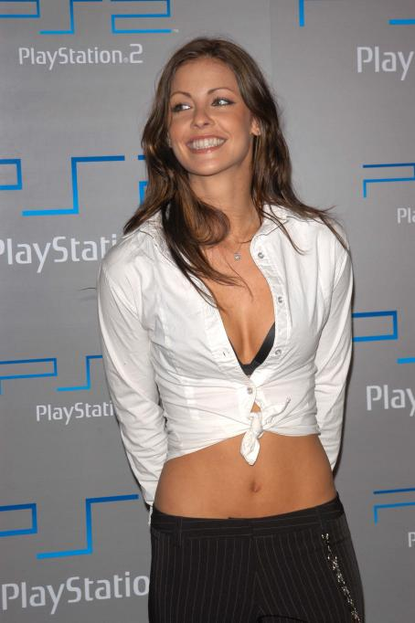 Summer Altice - Playstation 2 Party May 2003