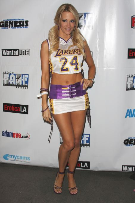 Jessica Drake  - Jun 07 2008 - FAME Adult Awards
