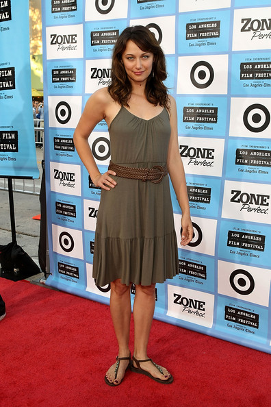 "Deanna Russo - Los Angeles Film Festival Opening Night Gala Premiere Of ""Paper Man"""
