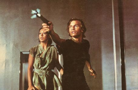 Michael York Logan's Run (1976)