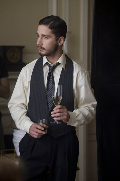 Shia LaBeouf star as Jacob in New York, I Love You.