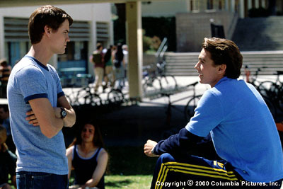 Whatever It Takes Popular jock Chris (James Franco, right) and social outcast Ryan (Shane West) give each other the tools needed to seduce the girls of their dreams in Columbia/Phoenix's  - 3/2000