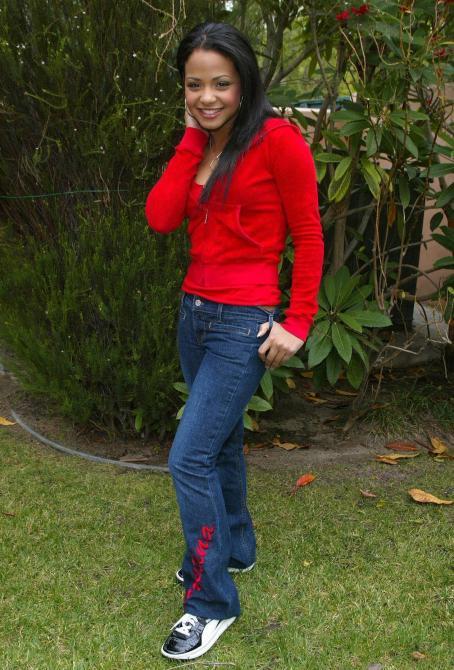 Kim Possible Christina Milian -  Photoshoot