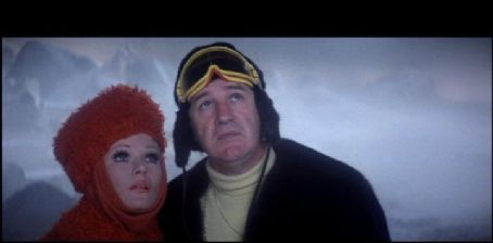 Gene Hackman Superman II (1980)