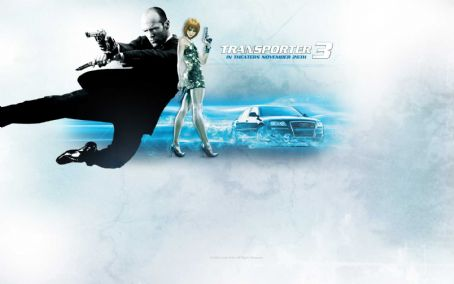 Natalya Rudakova TRANSPORTER 3 Wallpaper