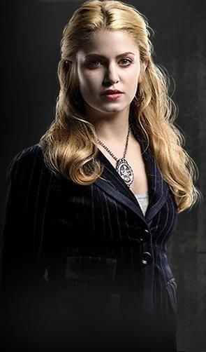 Rosalie Hale Nikki Reed As Rosalie In The Twiligh Saga