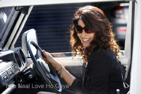 Genelia D'Souza - More Genelia Stills From TNLHG 2012