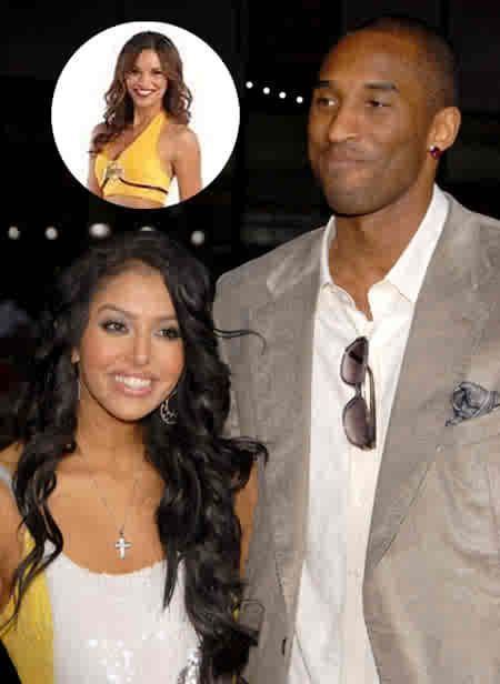Vanessa Curry Kobe Bryant and Vannessa Curry