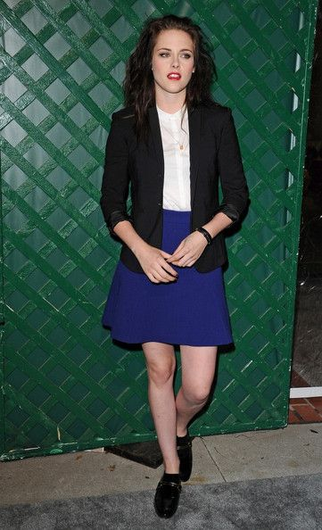 Kristen Stewart attends My Valentine Video Premiere hosted by Paul McCartney and Stella McCartney