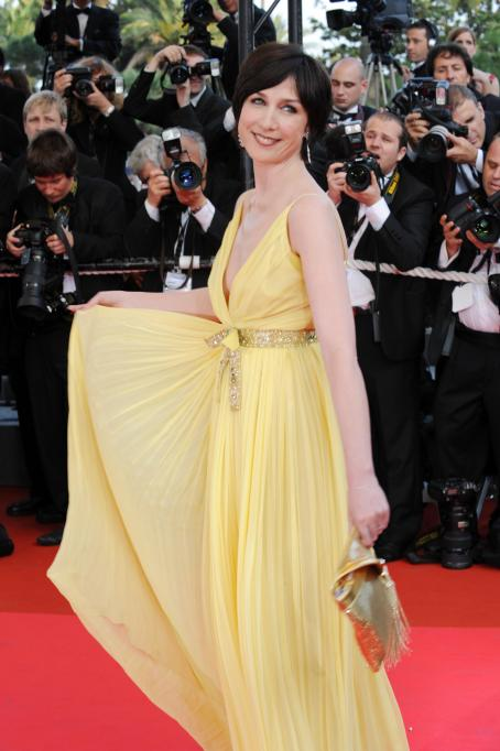 Elsa Zylberstein - Opening Ceremony And The Screening Of Blindness At The 61 St Edition Of The Cannes Film Festival 2008.