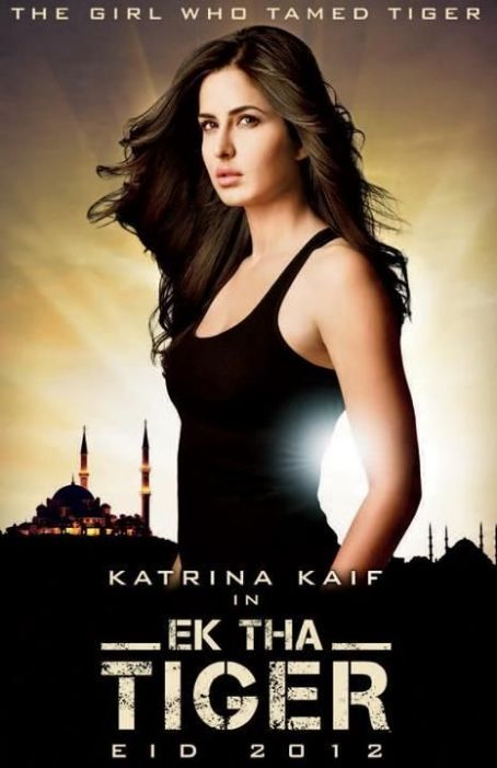 First Look: Katrina Kaif in 'Ek Tha Tiger'