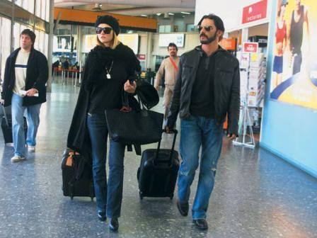 Araceli González Araceli Gonzalez and Fabian Mazzei