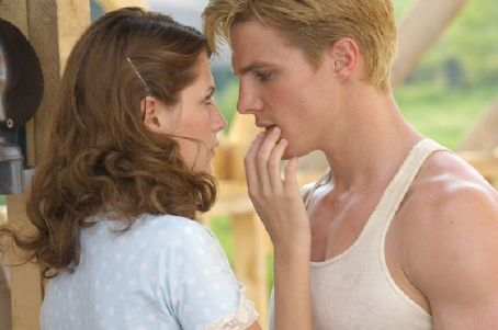 Closing the Ring Mischa Barton and Stephen Amell in the drama romance  (2007)