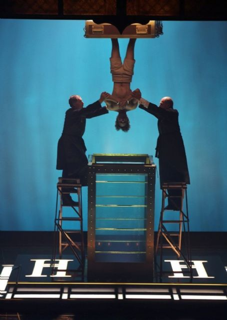 Guy Pearce Death Defying Acts (2007)
