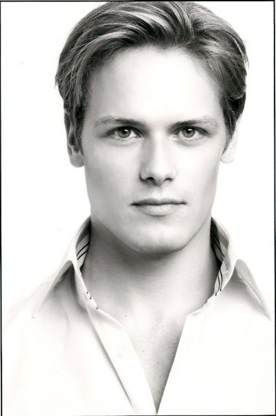 Sam Heughan  - actor