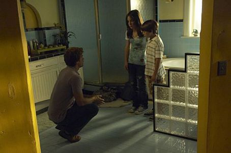 Christina Robinson  As Astor, Preston Bailey As Cody, Michael C. Hall As Dexter In Dexter