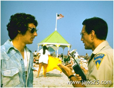 Roy Scheider Jaws (1975)