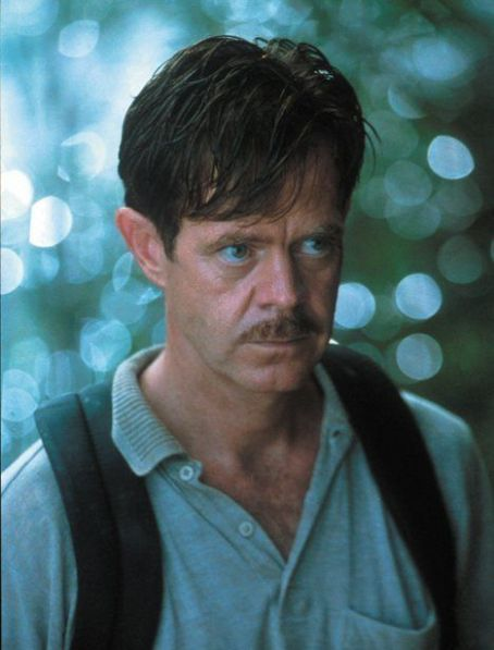 William H. Macy Jurassic Park III (2001)