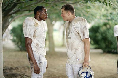 Ryan Hurst Wood Harris and  in Walt Disney Pictures' Remember The Titans - 2000