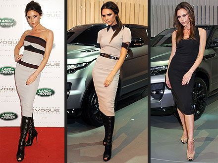 See What Victoria Beckham Wore to Debut a Range Rover in China This Weekend