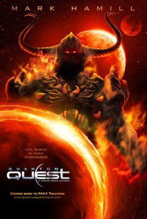 quantum quest - mark hamill