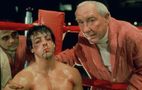 Burgess Meredith Rocky (1976)