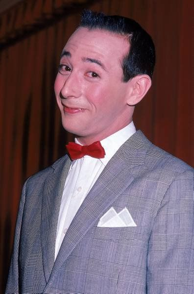 Paul Reubens Too cute for words!