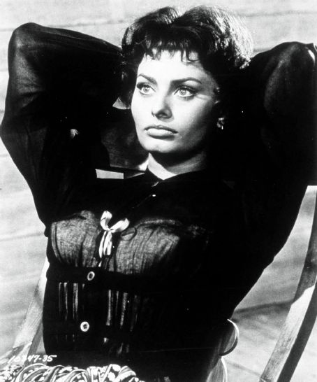 Desire Under the Elms Sophia Loren in  (1958)