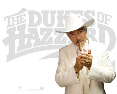 Jefferson Davis 'Boss' Hogg The Dukes of Hazzard wallpaper - 2005