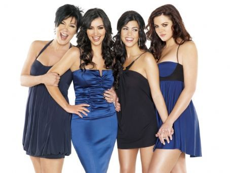 Keeping Up with the Kardashians - The Kardashian Family