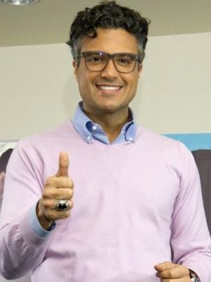 Jaime Camil in English Language Movie