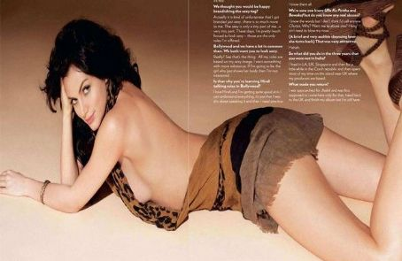 Yana Gupta - FHM Magazine Pictorial [India] (May 2011)