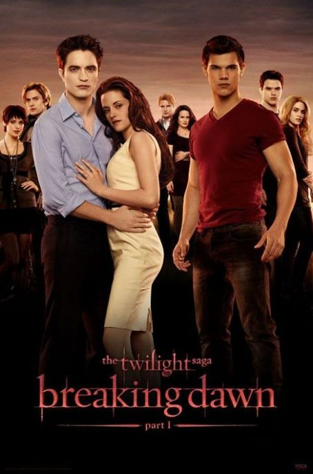Rosalie Hale Breaking Dawn cast in full size movie poster