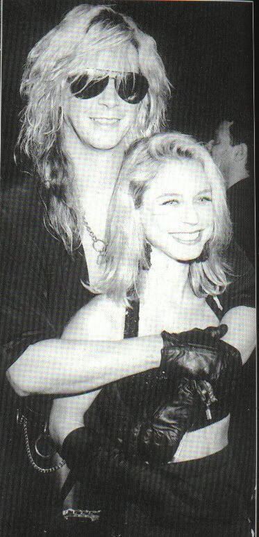 Duff McKagan and Amanda Mandy Brixx Amanda Brixx and Duff McKagan